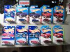 LOT OF 10 HOT WHEELS LAMBORGHINIS 3 DIABLO 4 URUS 2 ESTOQUE + MURCIELAGO