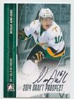 2014 ITG Draft Prospects Hockey Clear Rookie Redemption Set Announced 11