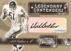 Dick Butkus 2001 Playoff Contenders Legendary Contenders Auto graph