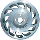 OEM 15X6 Alloy Wheel Medium Silver Sparkle Painted With Machined Face 560 7006