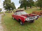 1967 Dodge Charger 1967 Dodge Charger Super Solid Arkansas Car Red Interior and Body 383 Automatic