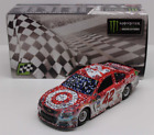 NEW NASCAR 2017 KYLE LARSON 42 TARGET 2ND MICHIGAN RACE WIN 1 24 DIECAST CAR