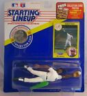 1991  ROBERTO KELLY - Starting Lineup - SLU - Figure/Card/Coin - NEW YORK YANKS