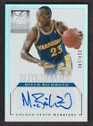 2012-13 Elite Series Elite Signings #36 Mitch Richmond 034 149 Auto Warriors