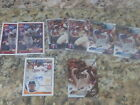 MIGUEL SANO 2016 ARCHIVES AUTOGRAPH TOPPS FAN FAVORITE + SEPIA REFRACTOR +6RC