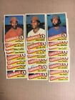 1985 Topps Tiffany St Louis Cardnals Team Set(23) Ozzie,McGee,Porter,etc