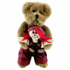 Boyds Bears Plush MATTHEW W/ MILO SPRING 2012 Country Ragdollsteddy Bear 9175634