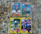 1987 TOPPS 2 CARD PANMEL ROGER CLEMENS  + PANEL 2 CARD STARTING LINEUP RED SOX 3