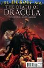 Death of Dracula (Marvel) 1A 2010 FN Stock Image