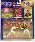 Mark McGwire St Louis Cardinals Starting Lineup Classic Doubles Figures NIB A's