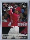 2018 Topps Now Card of the Month Baseball Cards 8