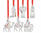 Reed  Barton Nativity Collection Set of 6 Ornaments