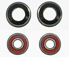 Honda ANF125 Innova front wheel bearing kit (2003-2012) top quality Japanese