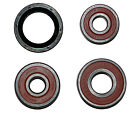 Honda ANF125 Innova rear wheel bearing kit (2003-2012) top quality Japanese
