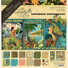 Graphic45 TROPICAL TRAVELOGUE DELUXE COLLECTORS EDITION scrapbooking
