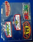 10 Boy Scout Order of the Arrow CSP Council Patch Display Top Loading Pages