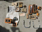 Vintage Harley Davidson Knucklehead Panhead Lot Of Boxes  Some Used Parts