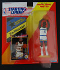 1992 Starting Lineup Tim Hardaway Golden State Warriors Kenner Basketball Figure