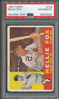 Nellie Fox Cards and Autographed Memorabilia Guide 26