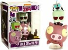 Funko Pop Invader Zim Vinyl Figures 6