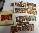 Vintage Christmas Cards Unused in Box Nativity Jesus