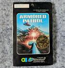 Armored Patrol Tandy TRS-80 Adventure International vintage computer game 1981
