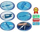 Swimming Pool Cleaning Set Equipment Supplies Accessories 24 Hose Net Vacuum
