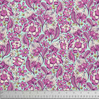 Tula Pink PWTP079 Chipper Wild Vines Raspberry Cotton Fabric By The Yard