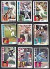 1984 Topps Baseball Complete 792 Card Set NM Mattingly & Strawberry Rookie