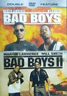 2 Movies BAD BOYS (1995) and BAD BOYS II (2003)Martin Lawrence Will Smith SEALED