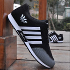 Mens Fashion Outdoor Sneakers Breathable Casual Sports Athletic Running Shoes