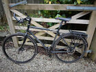 Planet X Kaffenback Steel Commuter Cyclocross Road Bike Large Top Quality
