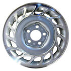 OEM Used 15X6 Alloy Wheel Machined and Silver 560 07016