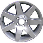 OE Refurbished 18X75 Alloy Wheel Bright Sparkle Silver Full Face Painted 07034