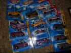 10 LOT Hot Wheels Race World City Super Van Ambulance 1977 DODGE NEW MODEL +2PK