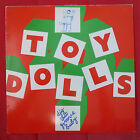 First UK Press of 1983 Volume VOLP 1 Toy Dolls Dig That Groove Baby best of Hits