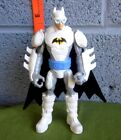 BATMAN action figure Dark Knight toy 2011 Arctic Mission snow costume DC Comics