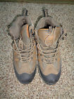 Coleman Mens Brown Hiking Trial Sneaker Size 7 3446