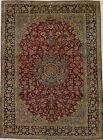 Traditional S Antique Handmade Najafabad Persian Rug Oriental Area Carpet 10X13