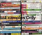 Wholesale lot of 18 DVDs Workout