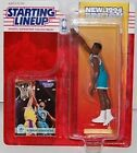 Alonzo Mourning Charlotte Hornets NBA Starting Lineup Action Figure NIB Kenner