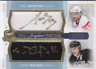 14-15 The Cup Pavel Datsyuk Evgeni Malkin 15 Auto Patch Scripted Swatches 2014