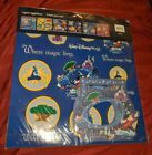 EXCLUSIVE WALT DISNEY WORLD WHERE THE MAGIC LIVES DELUXE SCRAPBOOKING KIT NEW