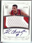 Michael Carter-Williams 2013-14 National Treasures RC Patch Auto #119 99