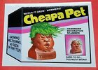 2016 Topps Garbage Pail Kids Presidential Trading Cards - Losers Update 17