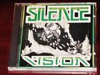 Silence: Vision CD 1991 Intense Thrash Metal USA Original Press CD347 NEW