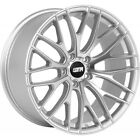 19x85 Silver STR 615 Wheels 5x120 +17 Fits BMW 735i735iL750iL