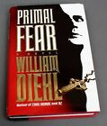 PRIMAL FEAR by William Diehl 1993 HC DJ Signed Inscribed 1st Edition