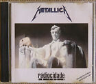 Metallica Radio Cidade Promo CD 1996 Mandatory Brazil IMPOSSIBLE TO FIND