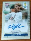 Global Graphs: 2014 Panini Prizm World Cup Soccer Autographs 64